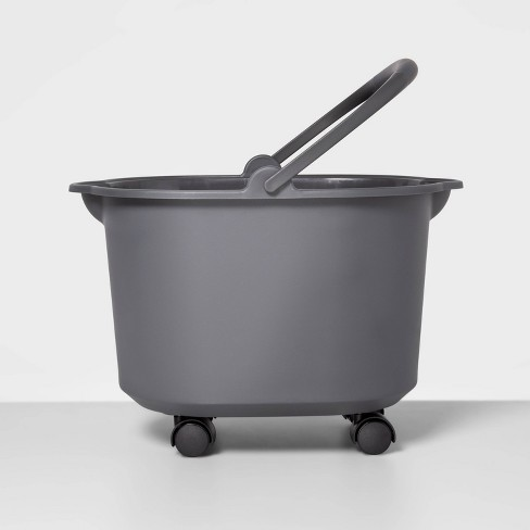 Rolling Bucket - 20qt  - Made By Design™ - image 1 of 4