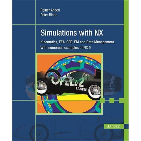 Simulations with Nx - by  Reiner Anderl (Hardcover) - image 1 of 1