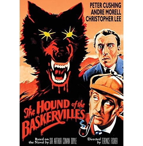Hound Of The Baskervilles (DVD) - image 1 of 1