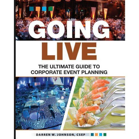 Going Live - by  Darren Johnson (Paperback) - image 1 of 1