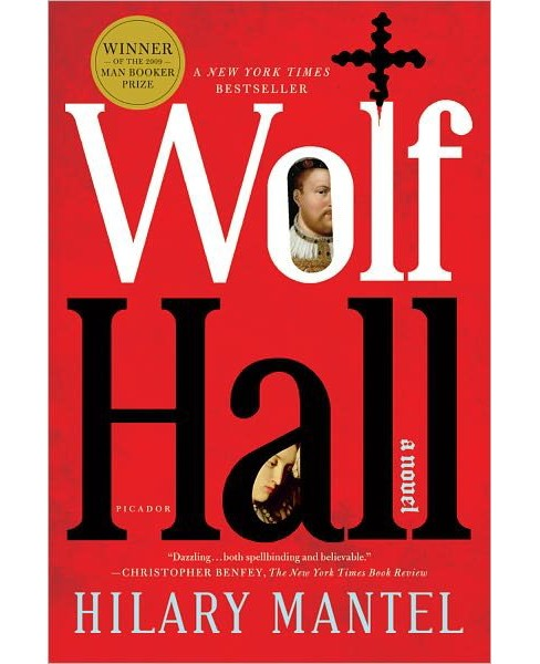 Wolf Hall (Paperback) by Hilary Mantel - image 1 of 1