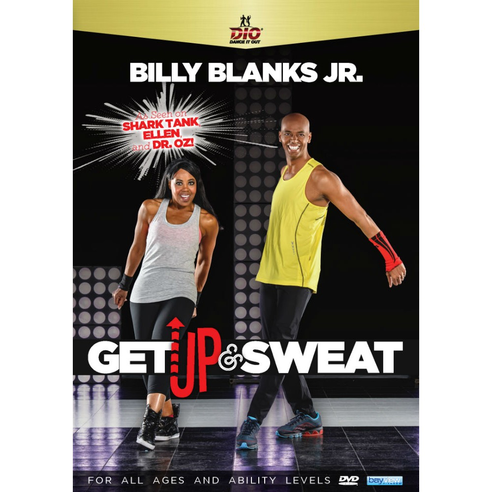 Billy Blanks Jr.:Dance It Out Get Up (Dvd)