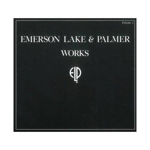 Lake  Emerson &  Palmer - Works Volume 1 (CD) - image 1 of 1