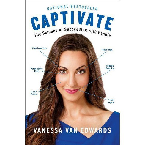Captivate - by  Vanessa Van Edwards (Paperback) - image 1 of 1