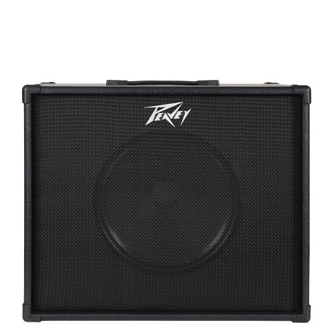 Peavey 112 1x12 12 Inch 40 Watt RMS 16 Ohms Portable Lightweight Blue Marvel Guitar Amp Speaker Cabinet Enclosure with Closed Back and Carrying Handle - image 1 of 4