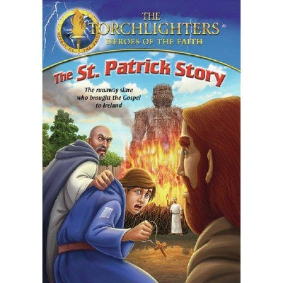 Torchlighters: The St. Patrick Story (DVD)(2020)