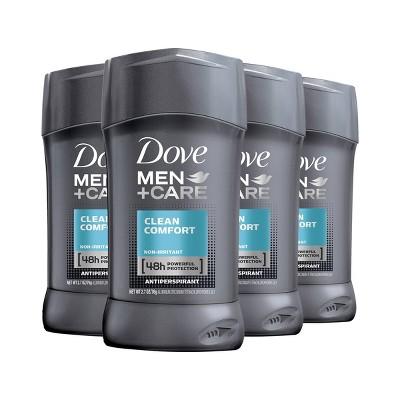 Dove Men+Care Clean Comfort Antiperspirant & Deodorant 2.7oz