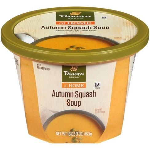 Panera Bread Gluten Free Autumn Squash Soup - 16oz - image 1 of 4