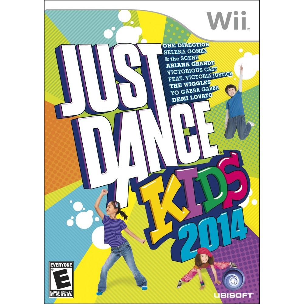 Just Dance Kids 2014 Nintendo Wii
