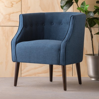 Brandi Upholstered Club Chair - Christopher Knight Home : Target