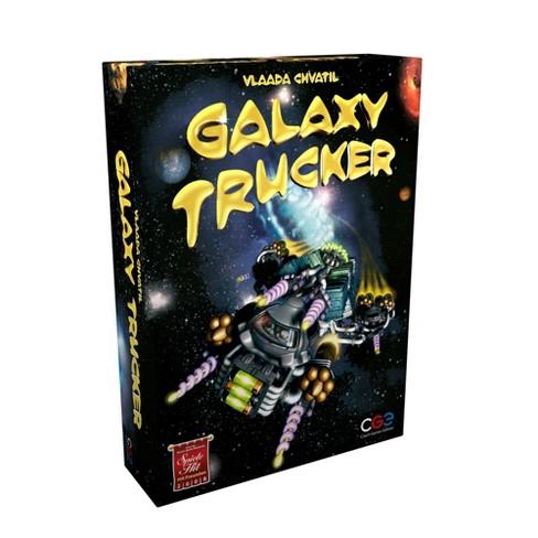 Galaxy Trucker Board Game - image 1 of 4
