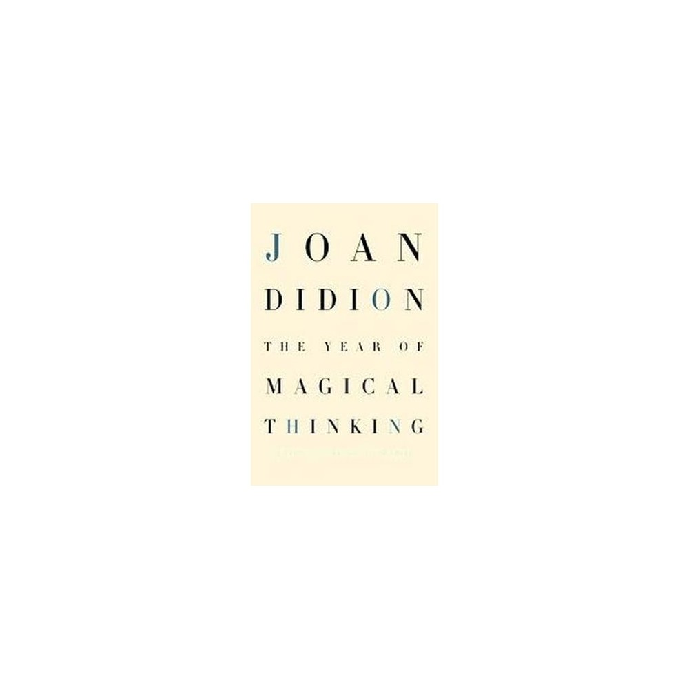 Year of Magical Thinking (Hardcover) (Joan Didion)
