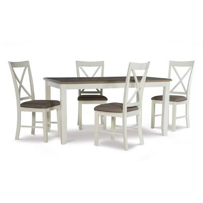 5pc Emma Dining Set - Powell Company