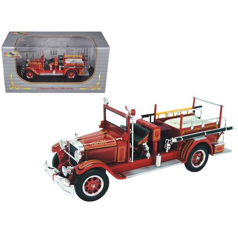 1928 Studebaker Fire Engine 1/32 Diecast Model Car by Signature Models - image 1 of 1