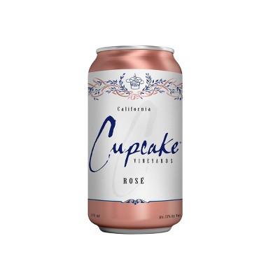 Cupcake Rosé Wine - 375ml Can