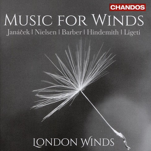 London Winds - Music For Winds (CD) - image 1 of 1