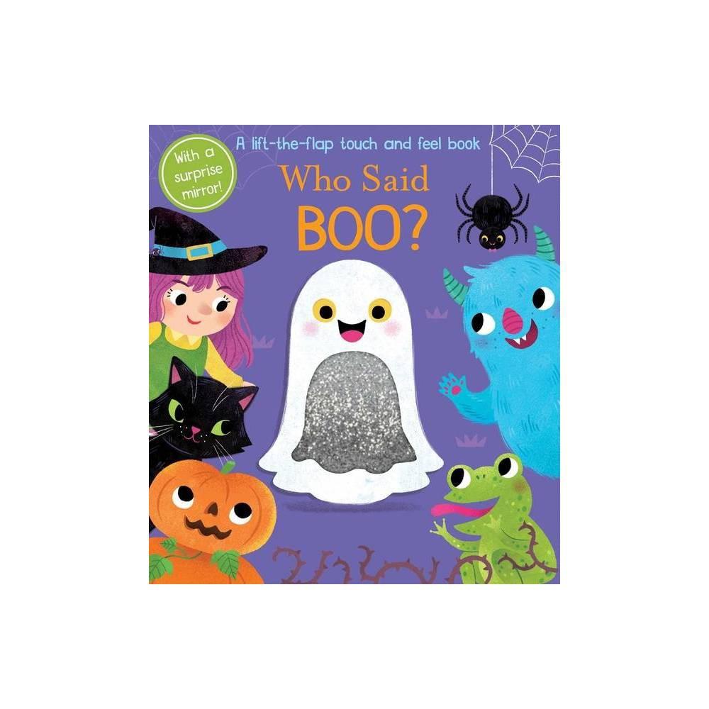 Who Said Boo Who Said Board Book