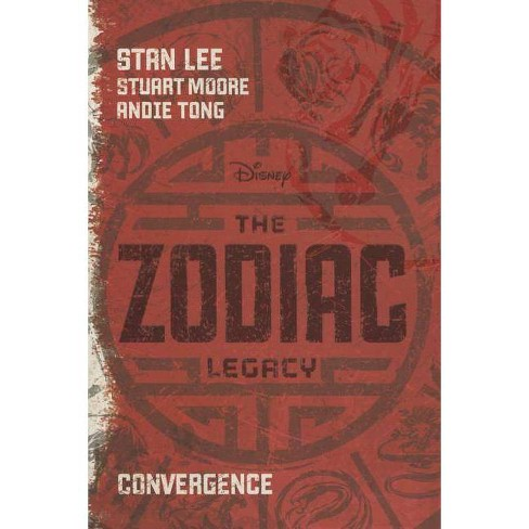 The Zodiac Legacy: Convergence - by  Stan Lee & Stuart Moore (Paperback) - image 1 of 1