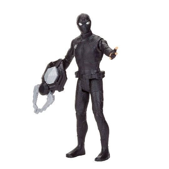 """Spider-Man: Far From Home Marvel's Stealth Suit Spider-Man 6""""-Scale Action Figure Toy image number null"""
