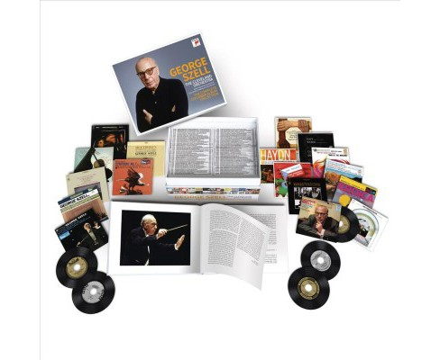 George Szell - George Szell:Complete Album Collectio (CD) - image 1 of 1