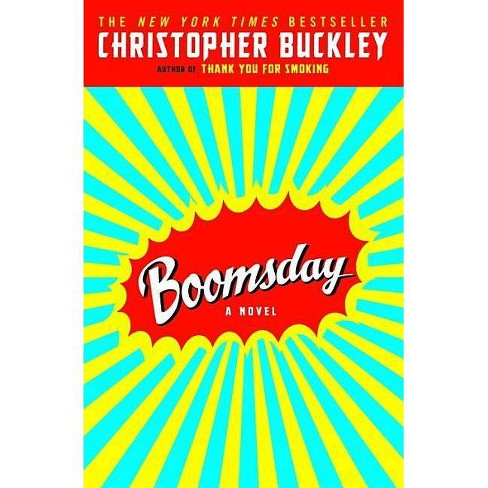 Boomsday - by  Christopher Buckley (Paperback) - image 1 of 1