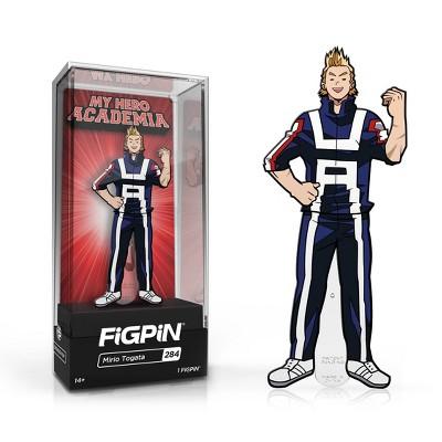 """My Hero Academia 3"""" Collector Case FiGPiN - Mirio Togata Academy Outfit"""