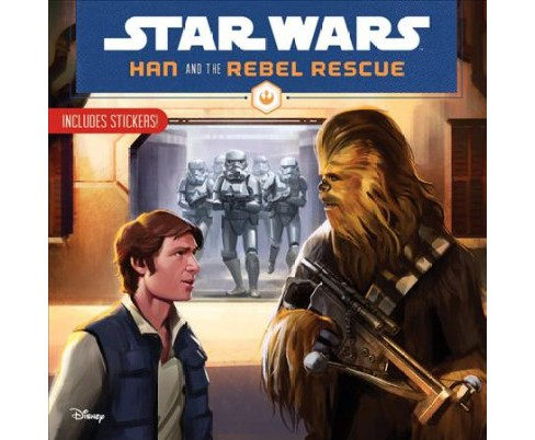 Star Wars Han and the Rebel Rescue (Paperback) - image 1 of 1