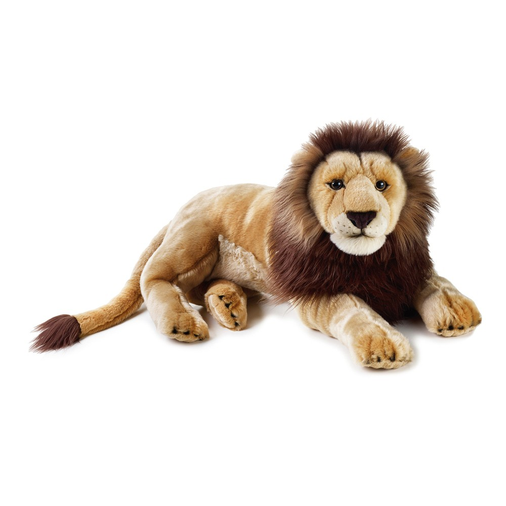 Lelly National Geographic Plush - Lion