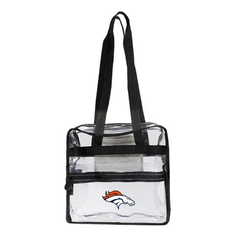 NFL Denver Broncos The Northwest Co. Clear Zone Stadium Tote - image 1 of 1