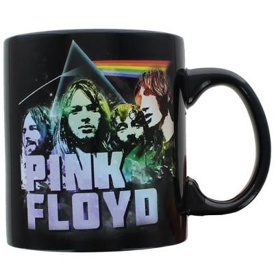 Just Funky Pink Floyd Dark Side of the Moon Coffee Mug