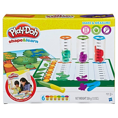 Play-Doh Shape and Learn Make and Measure - image 1 of 2