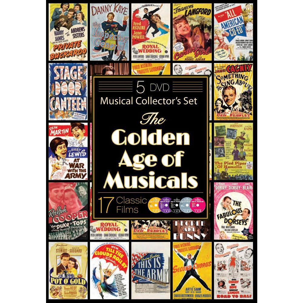 Golden Age Of Musicals (Dvd)