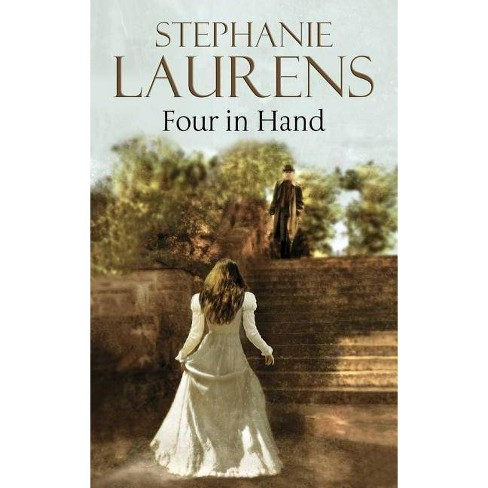 Four in Hand - by  Stephanie Laurens (Hardcover) - image 1 of 1