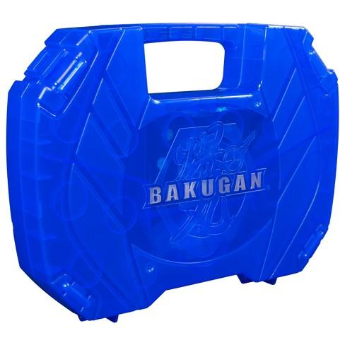 Bakugan Baku-storage Case (Blue) for Bakugan Collectible Creatures - image 1 of 8