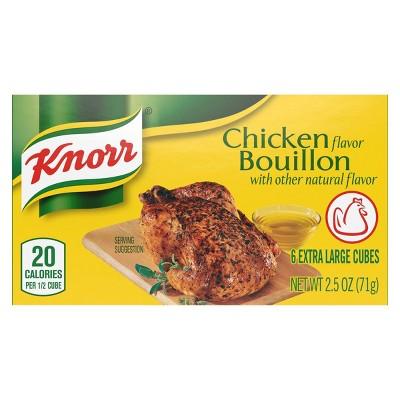 Knorr Chicken Bouillon Cubes 2.5oz, 6 ct