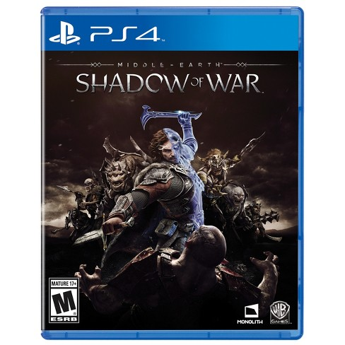 Middle Earth: Shadow of War - PlayStation 4 - image 1 of 1