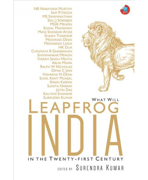 What Will Leapfrog India in the Twenty-first Century (Hardcover) - image 1 of 1