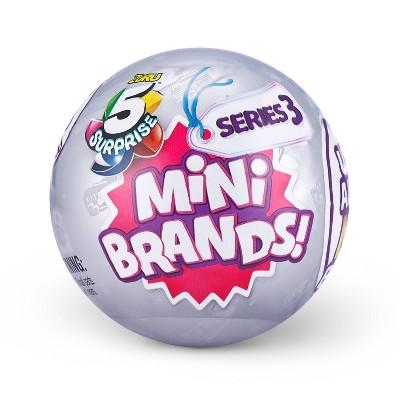 5 Surprise Mini Brands - Series 3