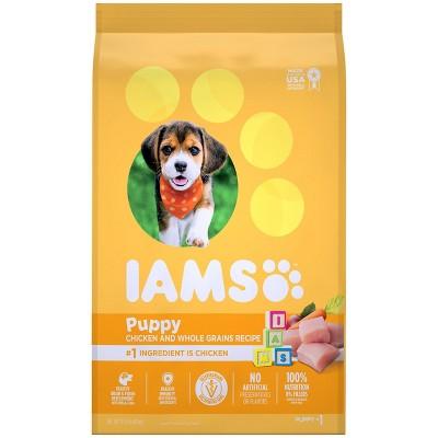 Iams Proactive Health Chicken & Whole Grains Recipe Puppy Premium Dry Dog Food