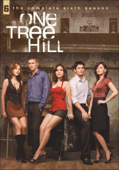 One Tree Hill: The Complete Sixth Season [7 Discs] - image 1 of 1