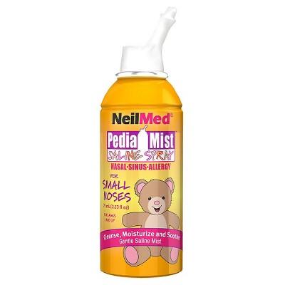 Children's NeilMed Pedia Mist Saline Spray - 2.53 fl oz