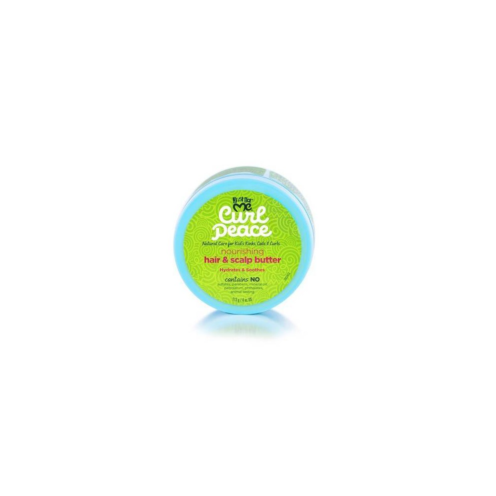 Image of Just For Me Curl Peace Nourishing Hair & Scalp Butter - 4oz