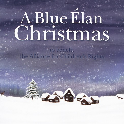 Various - Blue elan christmas to benefit the al (CD) - image 1 of 1