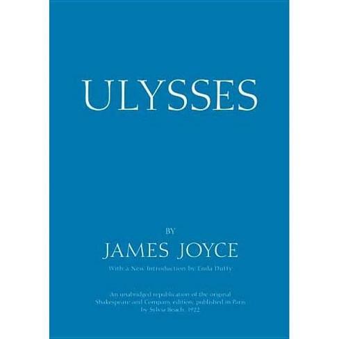 Ulysses - by  James Joyce (Paperback) - image 1 of 1
