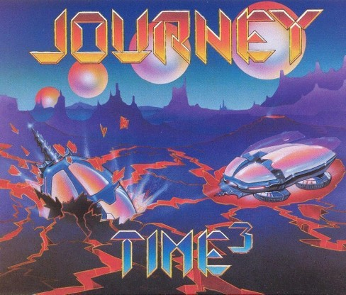 Journey - Time 3 (CD) - image 1 of 1