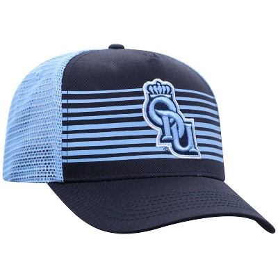 NCAA Old Dominion Monarchs Men's Striped with Hard Mesh Snapback Hat