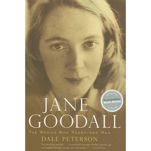 Jane Goodall - by  Dale Peterson (Paperback) - image 1 of 1
