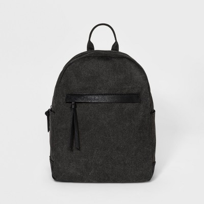 Large Dome Backpack - Universal Thread™ Charcoal Black