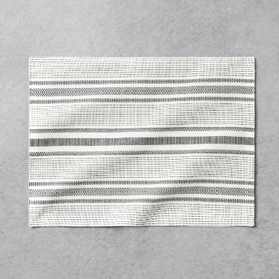 Placemat Engineer Striped Railroad Gray - Hearth & Hand™ with Magnolia