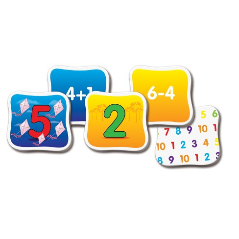 The Learning Journey Match It! Memory- Mathematics Game - image 1 of 1